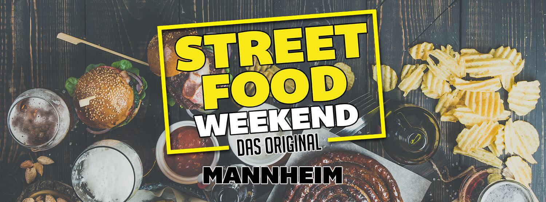 Street Food Weekend // Mannheim – Das Original!