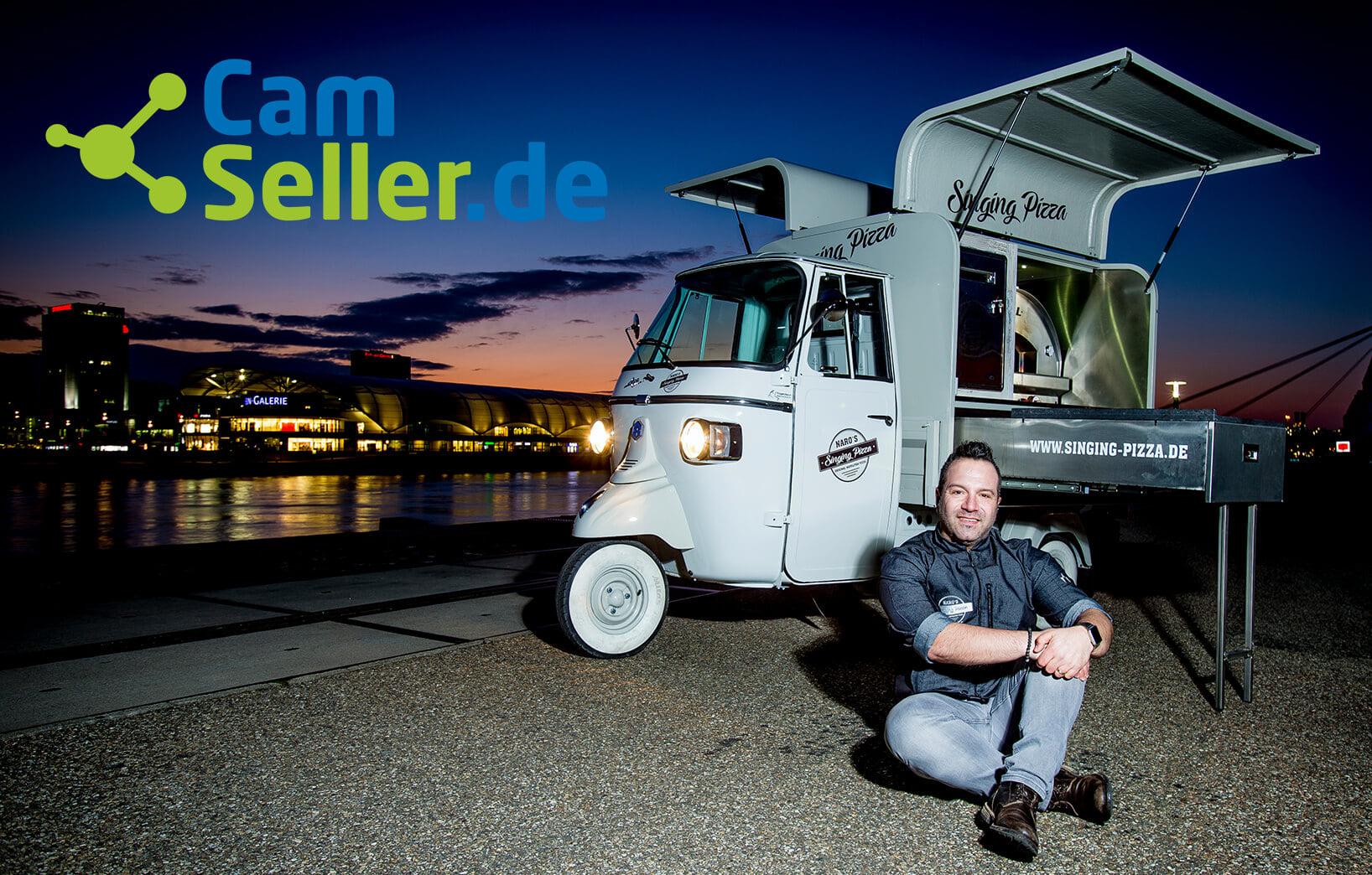 Neuer Sponsor, Partner und Freund // CamSeller